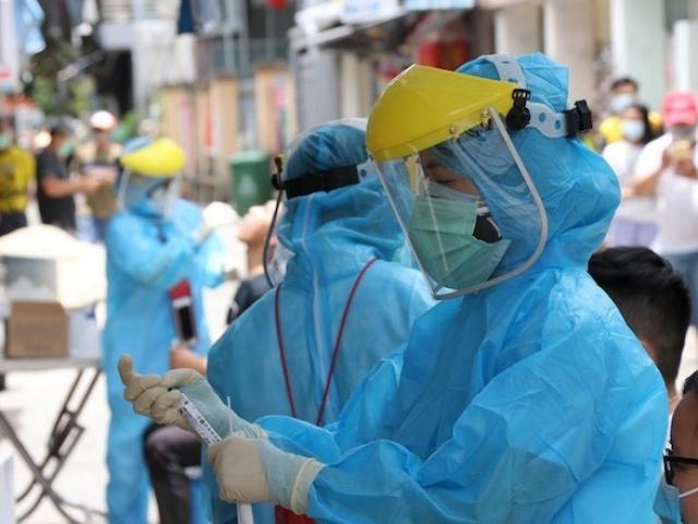 TP.HCM: Cách ly nhiều người là F1 của một chuyên gia nước ngoài nhiễm COVID-19