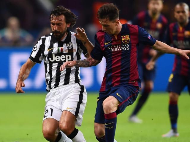 Nhận định bóng đá Juventus - Barcelona: Messi cảnh giác hiểm địa, Pirlo mơ báo thù