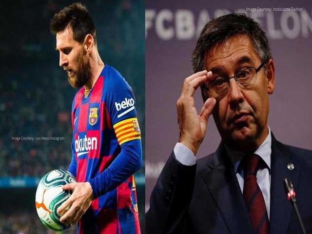 """""""Ông trùm"""" Barca nhẫn nhịn Messi, nói gì về cơn giận của siêu sao?"""