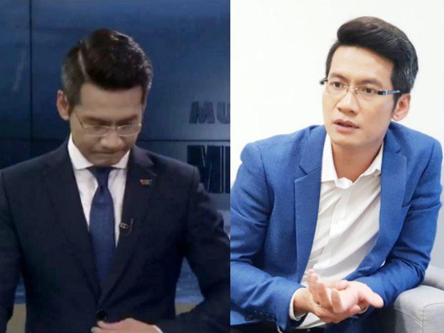 Sự thật về sự cố BTV đài VTV nén khóc trên sóng trực tiếp khi dẫn tin bão lũ miền Trung