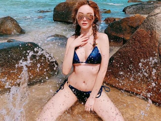 """""""Cô gái khiến Tuấn Hưng lao tâm khổ tứ"""" nổi nhất bãi biển nhờ điều này"""