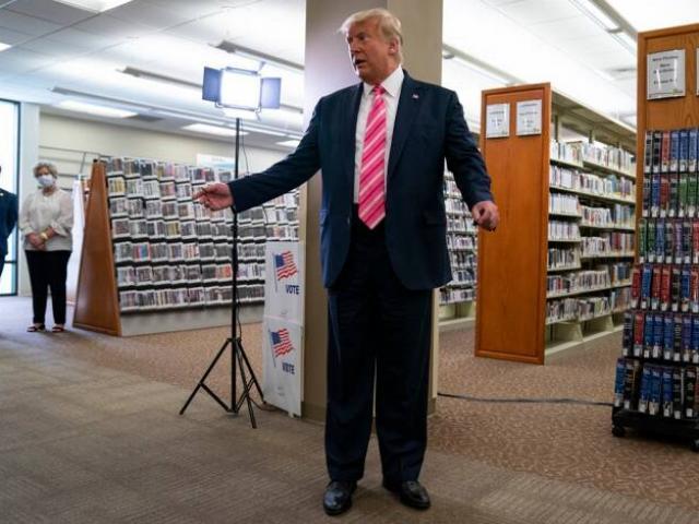 Ông Trump có tiếp tục làm Tổng thống hay không, giờ chỉ trông vào bang này?