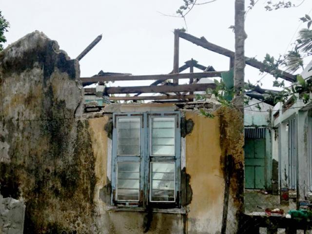 Bão số 9 gây thiệt hại nặng ở Gia Lai, 1 người trú mưa tử vong