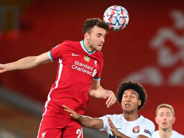 Kết quả bóng đá Cúp C1 Liverpool - Midtjylland: Ông lớn chật vật, bước ngoặt hậu vệ biên