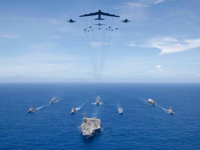 Tin đồn quân đội Mỹ sắp tấn công đảo TQ chiếm đóng: Bắc Kinh lên tiếng