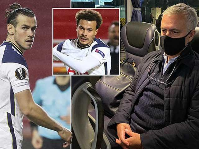 Mourinho tức trên mạng vì thua CLB Bỉ, dọa làm gì với học trò Tottenham?