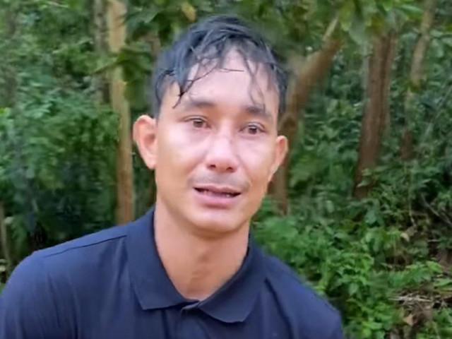 Người từ Trà Leng: 'Em không cần tiền, chỉ xin xe đi thôi'