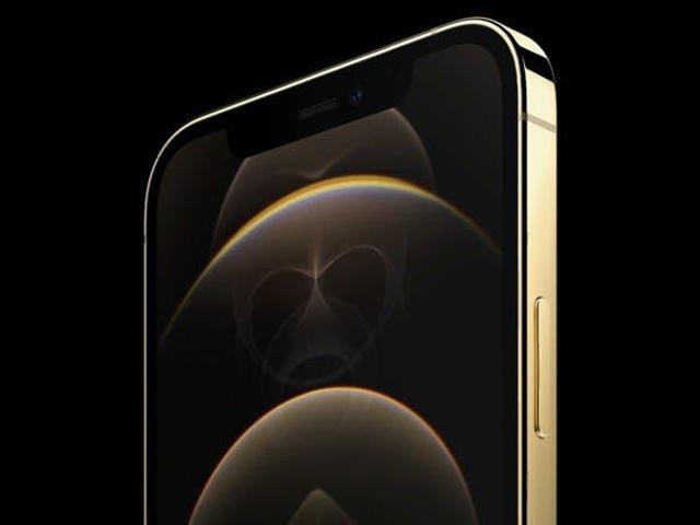 Xuất hiện nguyên mẫu iPhone 13 đầu tiên