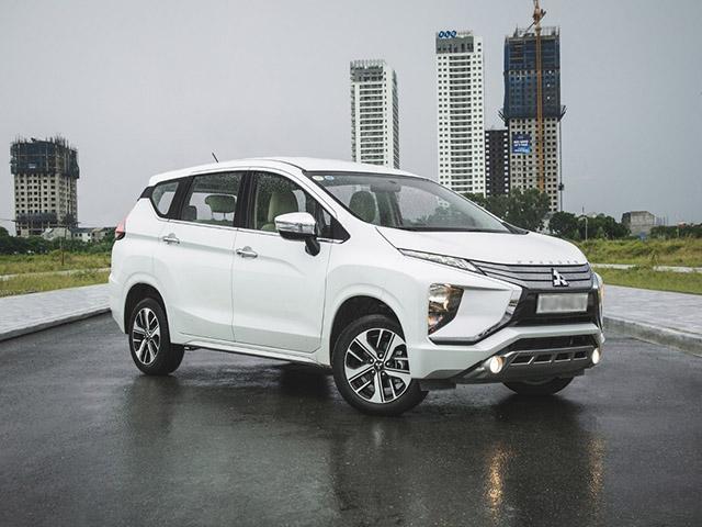 Giá xe Mitsubishi Xpander lăn bánh tháng 11/2020