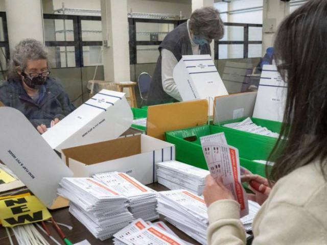 Bầu cử tổng thống Mỹ: Phiếu bầu được kiểm như thế nào?