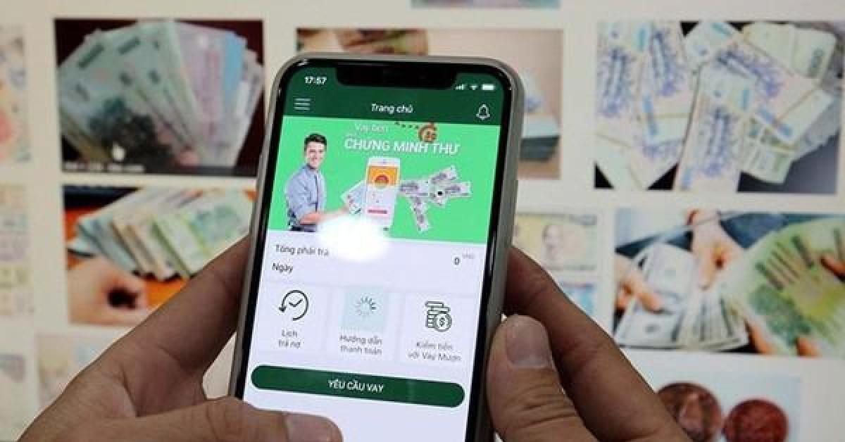 Vay tiền qua App: Cha vay tiền nhưng con bị lập bàn thờ đưa lên mạng