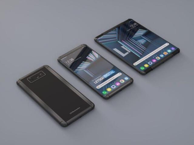 Điện thoại Project B của LG đẹp vậy có đủ hút fan?