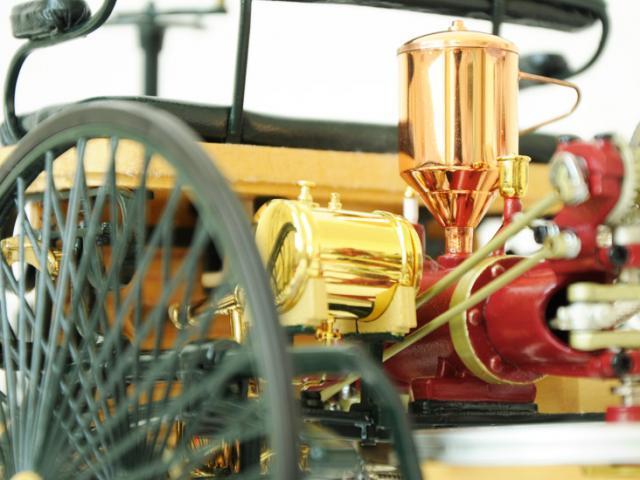 """Bất ngờ về chiếc xe ô tô đầu tiên trên thế giới, nghe giá ai cũng """"sốc"""""""