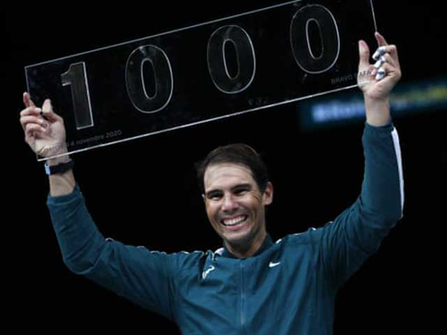 Direct Paris Masters Day 4: Nadal overwhelmed after the 1000 milestone