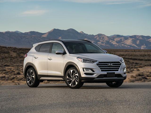 Bảng giá xe Hyundai Tucson lăn bánh tháng 11/2020