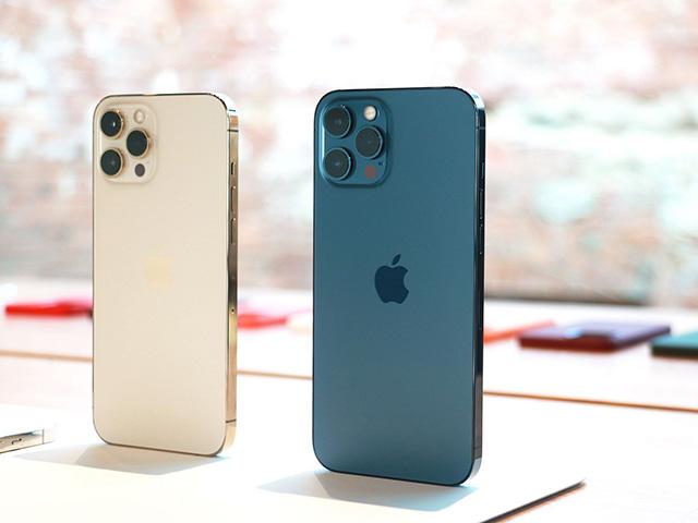 Trên tay ảnh nóng iPhone 12 mini và 12 Pro Max