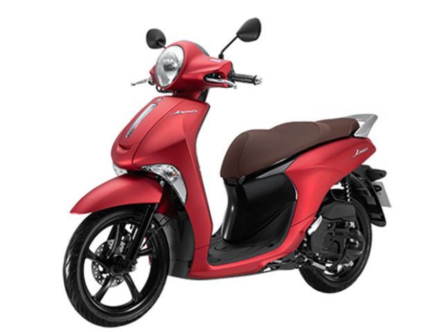 Yamaha Janus bổ sung màu mới: Giá bán từ 27.9 triệu đồng