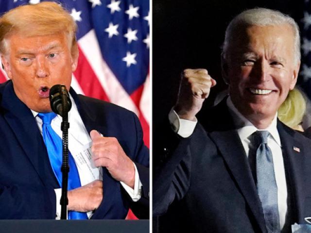 Kịch bản ông Trump tái đắc cử kịch tính nhất dù ông Biden giành 270 phiếu đại cử tri
