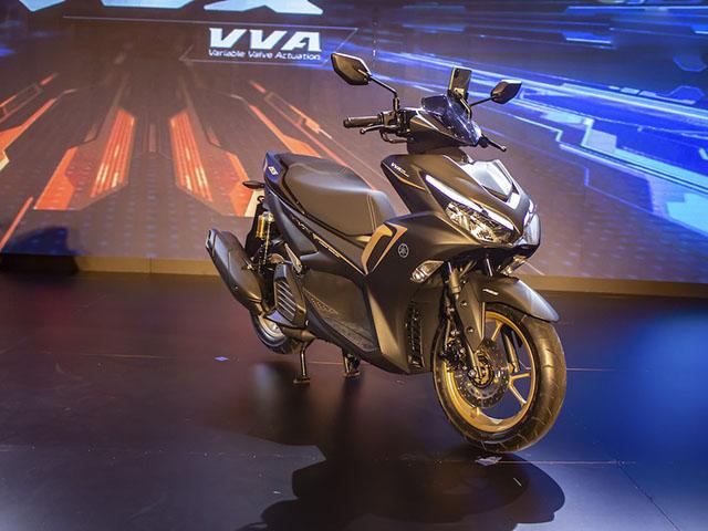 Đánh giá Yamaha NVX 155 VVA: Cái giá của 800,000 đồng