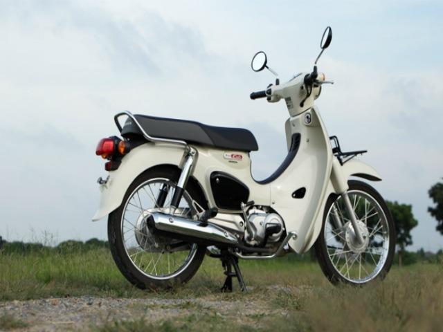 Đánh giá chi tiết huyền thoại Honda Super Cub mới