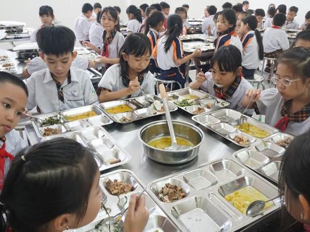 Vụ bữa ăn bán trú: Lãnh đạo UBND quận 9 lên tiếng