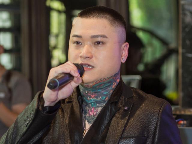 Vũ Duy Khánh bức xúc vì bị nhà đài hủy show ngay trước giờ G vì chi tiết trên cơ thể