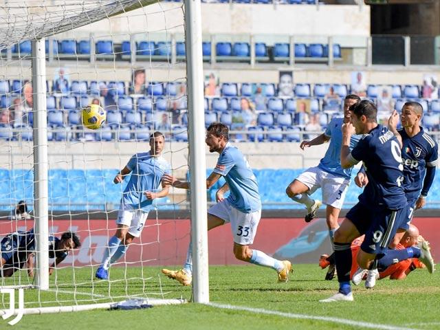 Trực tiếp bóng đá Lazio - Juventus: Chưa có bàn thắng thứ 2