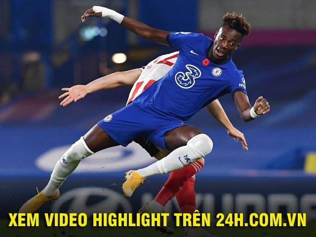 Trực tiếp bóng đá Chelsea - Sheffield: Silva, Werner lập công (Hết giờ)