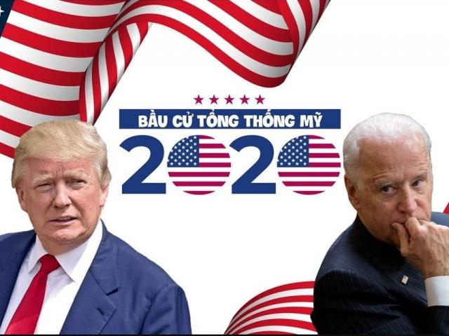 Giới đầu tư Việt phấn khích với việc ông Trump thua cuộc?