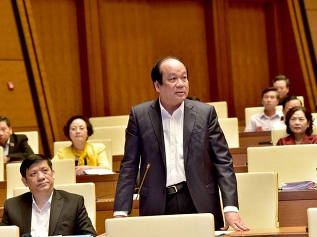 Bộ trưởng giải thích vì sao người chết vẫn trong danh sách bầu cử