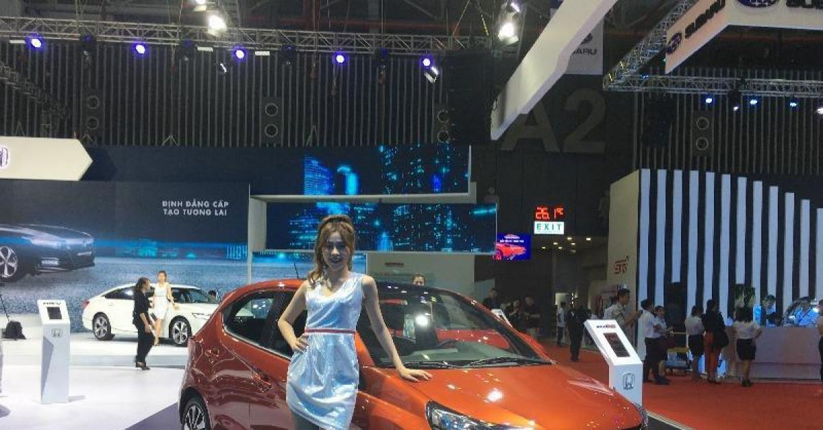 Bảng giá xe ô tô Honda tháng 11: Ưu đãi lên đến 160 triệu đồng