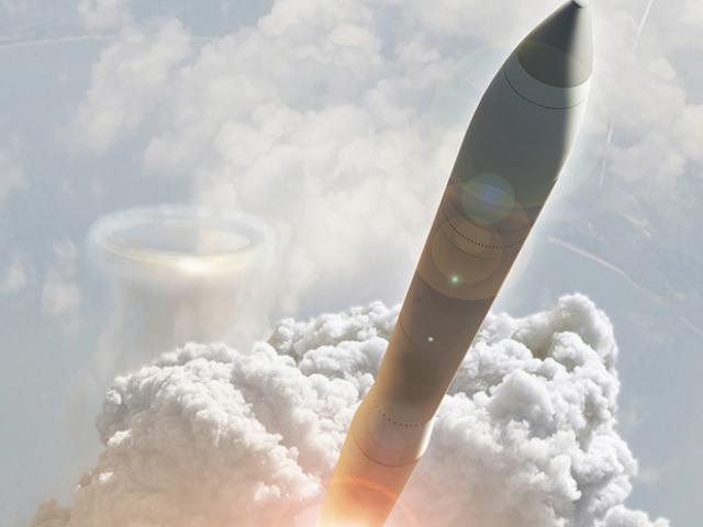 Lạnh gáy trước sức mạnh khủng khiếp của siêu tên lửa liên lục địa