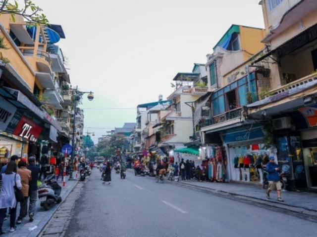 """Những con phố ở Hà Nội có giá đất đắt """"cắt cổ"""" gần 188 triệu/m2"""