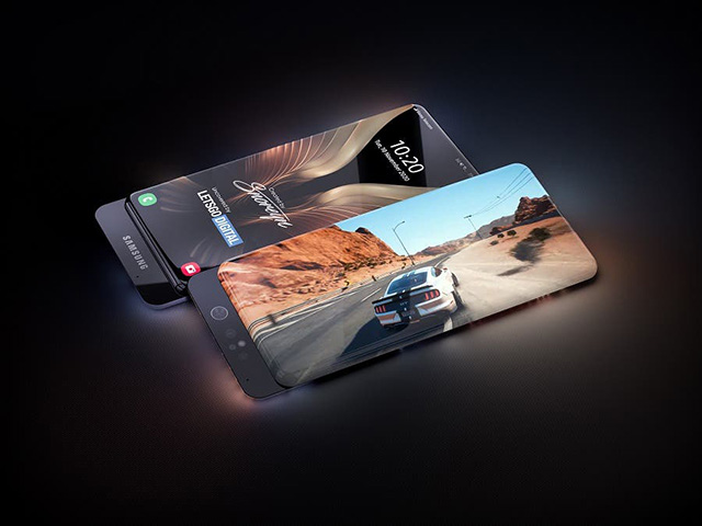 Siêu phẩm điện thoại Samsung sẽ đối đầu Xiaomi Mi Mix Alpha