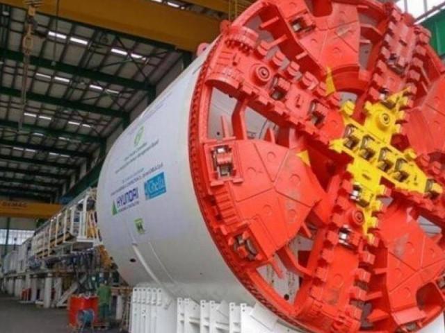 """Có dùng robot đào hầm """"khủng"""" tuyến Nhổn - ga Hà Nội cho dự án nối dài?"""