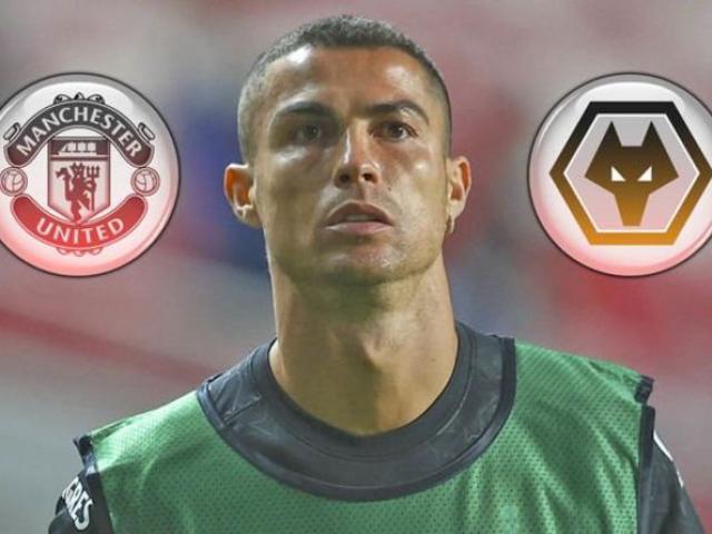 Phớt lờ MU, Ronaldo có gia nhập Wolverhampton làm triệu fan choáng?