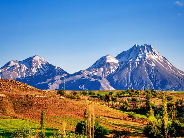 """Ngọn núi nào """"già"""" nhất thế giới, tới 3,2 tỷ tuổi?"""