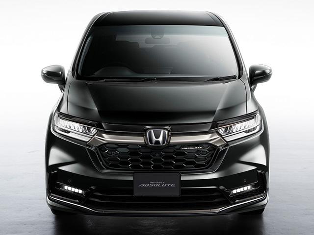 Xe MPV Honda Odyssey thế hệ mới ra mắt, giá từ 783 triệu đồng