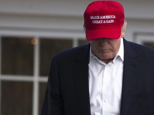 Ông Trump gián tiếp nhận thua trên Twitter?