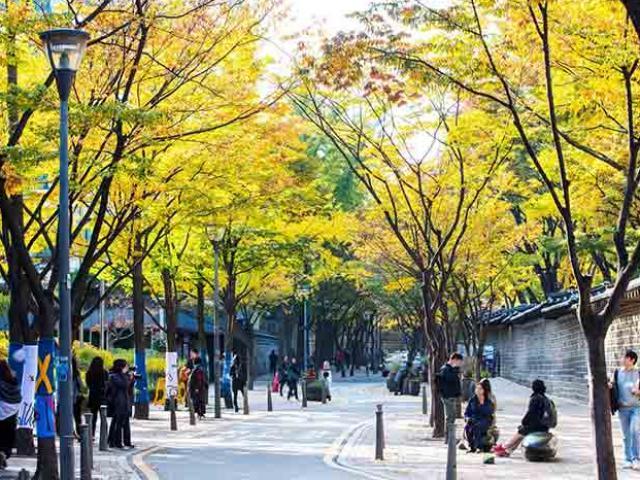 Khám phá các địa điểm quay phim nổi tiếng tại Hàn Quốc