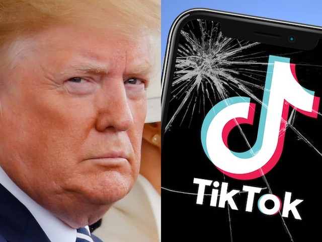 Unexpected developments on the TikTok ban of President Donald Trump