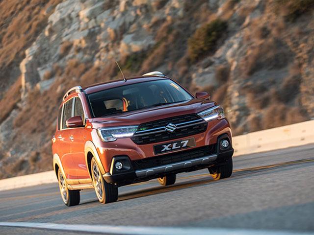 Suzuki lần đầu đạt doanh số hơn 2.000 xe trong tháng 10/2020