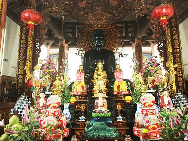 Điều ít biết về tượng Phật bằng đồng lâu đời nhất Việt Nam