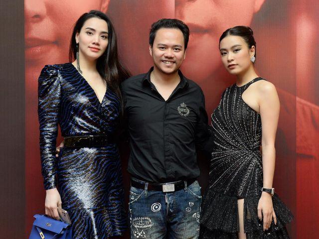 Trang Nhung hé lộ mối quan hệ bất ngờ của ông xã với Hoàng Thùy Linh