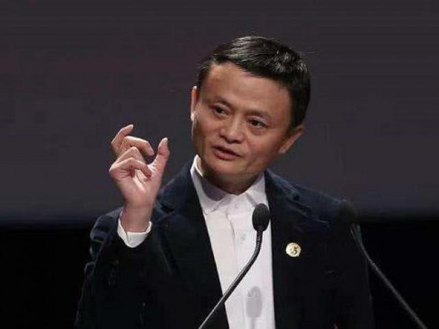 """Tỷ phú Jack Ma: Các ngân hàng Trung Quốc như """"tiệm cầm đồ"""""""