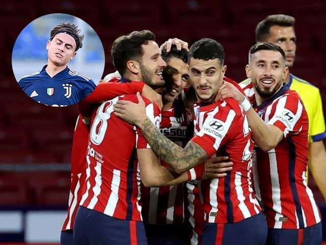 Atletico có Suarez lại sắp đón Dybala, xây siêu hàng công vô địch La Liga