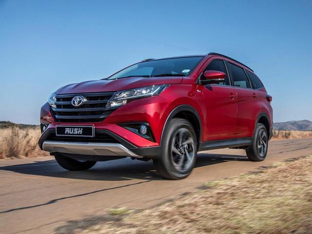 Giá xe Toyota Rush lăn bánh tháng 11/2020, ưu đãi 35 triệu đồng