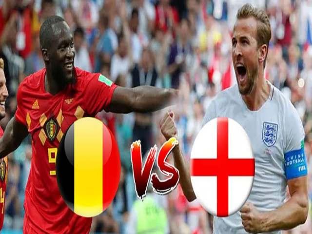 Nhận định bóng đá ĐT Bỉ - ĐT Anh: Lukaku đại chiến Kane, vé bán kết vẫy gọi