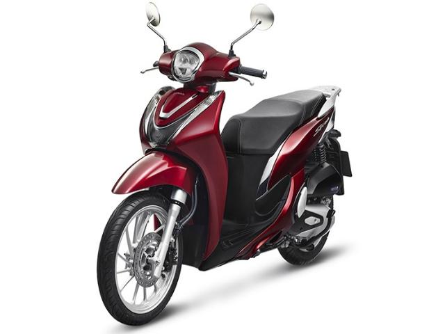 2021 Honda SH Mode: Người mới đến, đốn tim phái đẹp