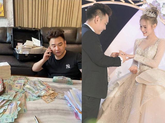 Hot girl 18 tuổi diện váy cưới 28 tỷ gây chú ý sau đám cưới hoành tráng với streamer giàu nhất Việt Nam